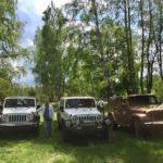 Camp Jeep Karkonosze 8-11 czerwca 2017