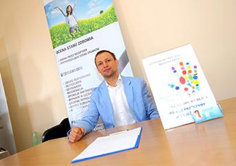 Mariusz Bryk - uzdrowiciel bioenergoterapeuta